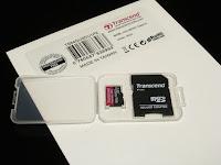 microSDXCも手頃になってきました