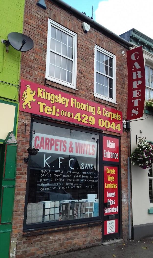 Kingsley Flooring & Carpets in Stockport