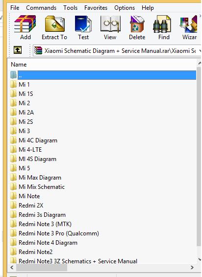 Download Kumpulan Diagram Schematic Xiaomi