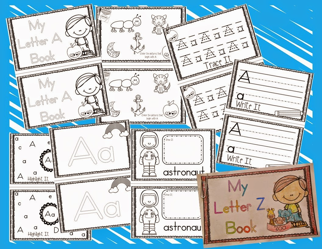 Who S Who And Who S New Quick Amp Easy Alphabet Activities