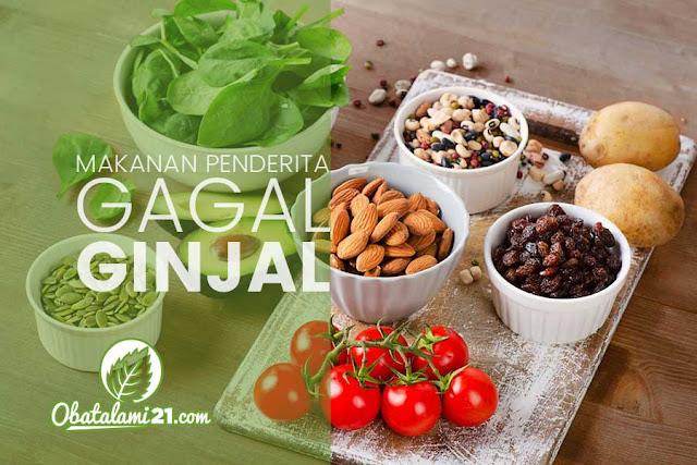 Makanan Penderita Penyakit Gagal Ginjal Anjuran dan Pantangannya