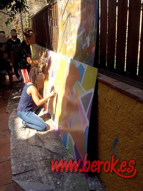 Aprende a pintar graffitis