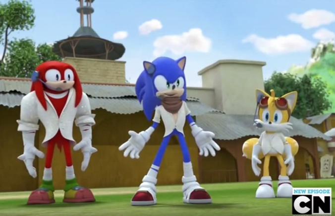 Endless Possibilities: Sonic's 25th Anniversary: Sonic Boom