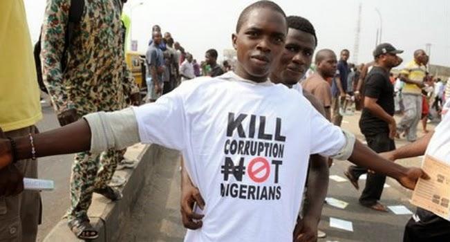 nigerians corruption