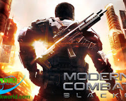 modern combat 5 apk data