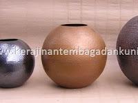 Bowl Mangkuk Tembaga Alumunium Kuningan