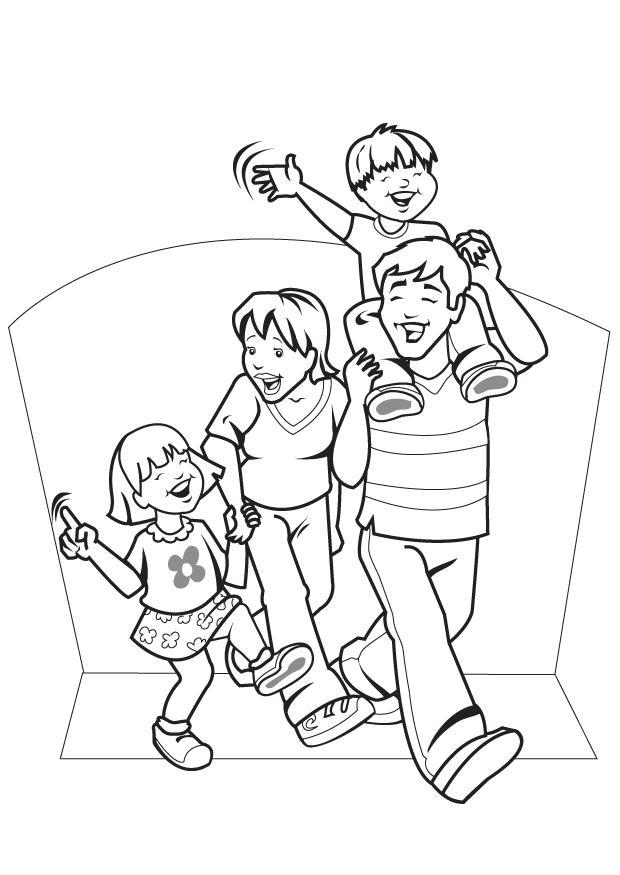 MI OCULTO RINCON: LA FAMILIA