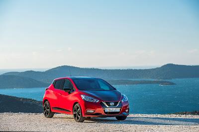 τιμές νέου Nissan Micra