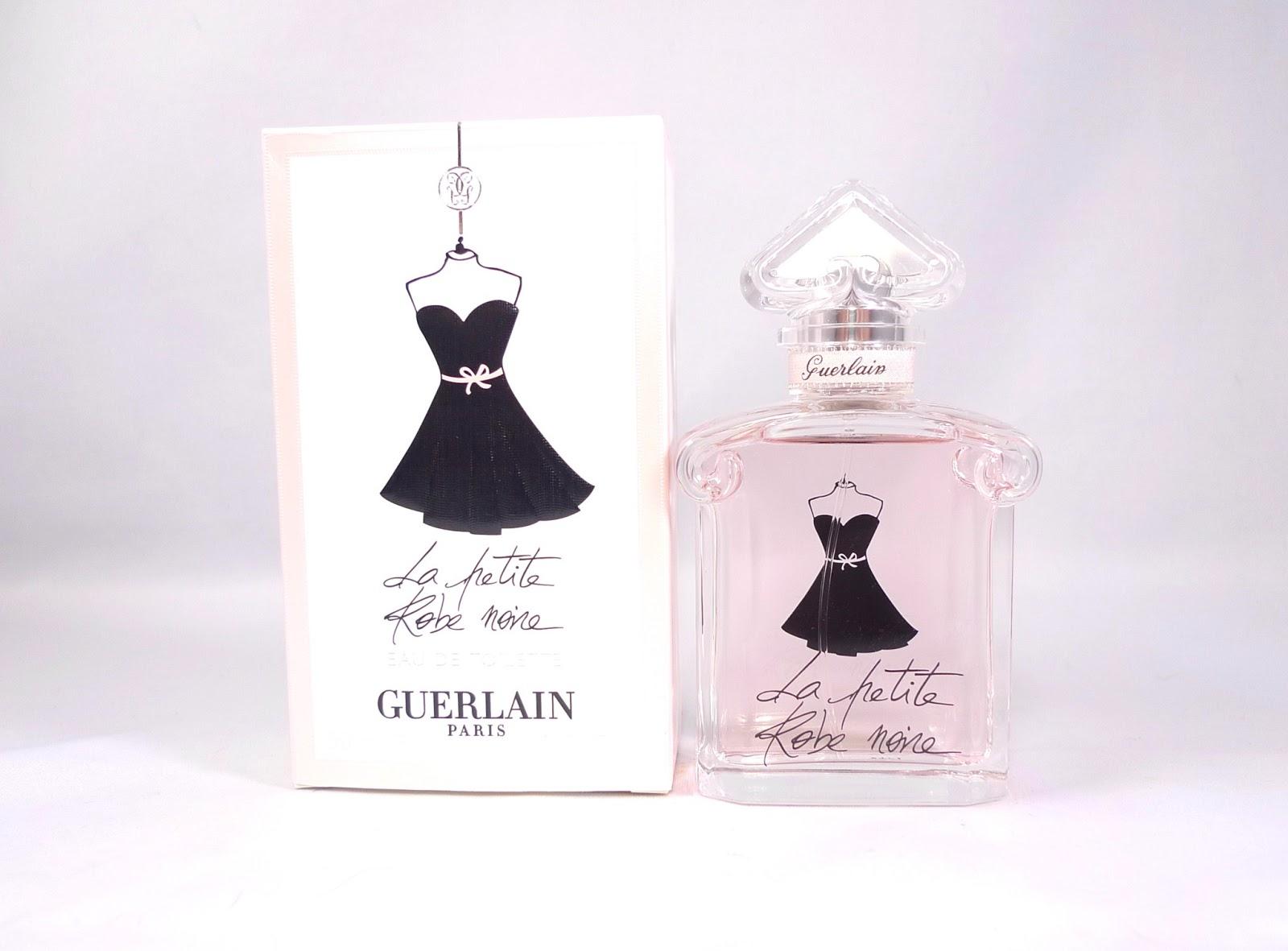 review guerlain la petite robe noire edt the beauty junkee. Black Bedroom Furniture Sets. Home Design Ideas