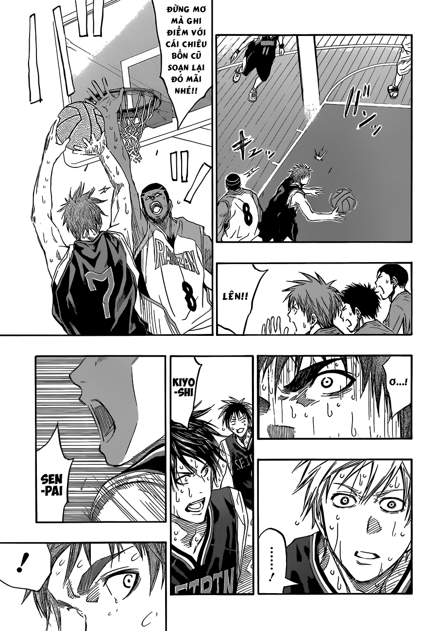 Kuroko No Basket chap 256 trang 6