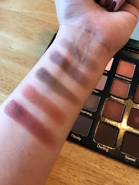 Matte About You Pro Eyeshadow Palette by Violet Voss Cosmetics #7