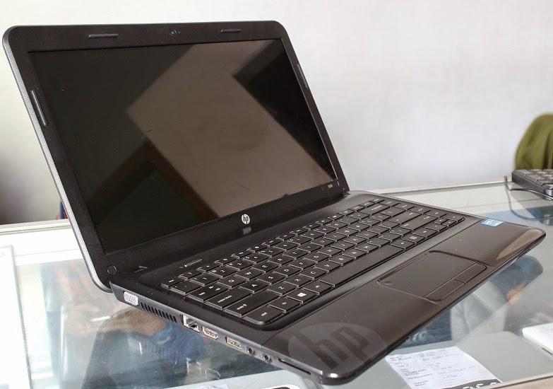 harga Jual Laptop HP 1000 Bekas harga Rp. 2.850.000,-