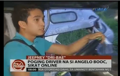 Angelo Booc,22-yearsold from Silang Cavite