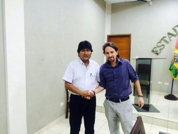 """ANÁLISIS   Anaís Chacón en relación a Bolivia: """"PODEMOS no se va a librar de esta"""""""