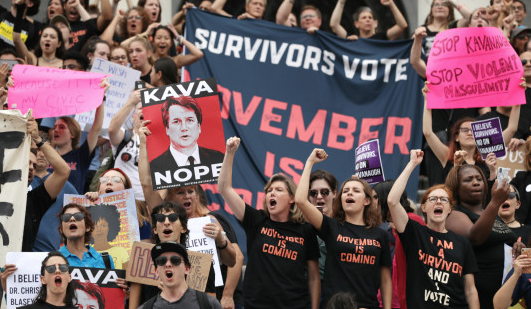 Dems face backlash from 'mama bears' angered by Kavanaugh hearings