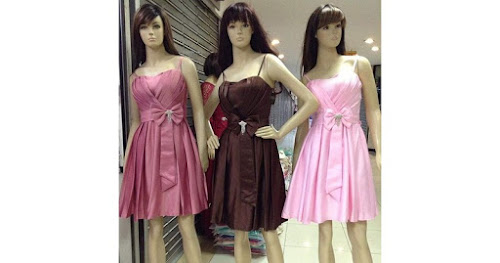 LONG DRESS MURAH MERIAH