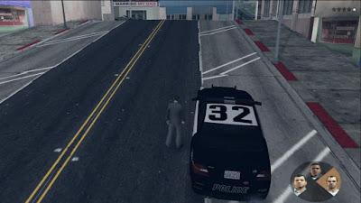 GTA V PS2 character select