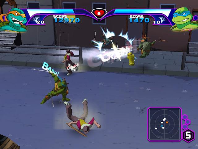 سلاحف النينجا (لعبة فيديو 2003)