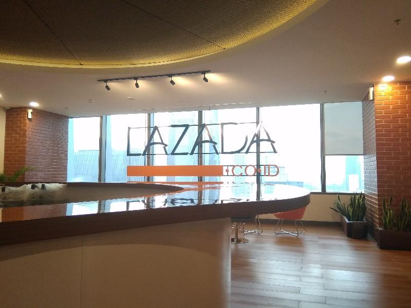 Kantor Lazada Indonesia jakarta