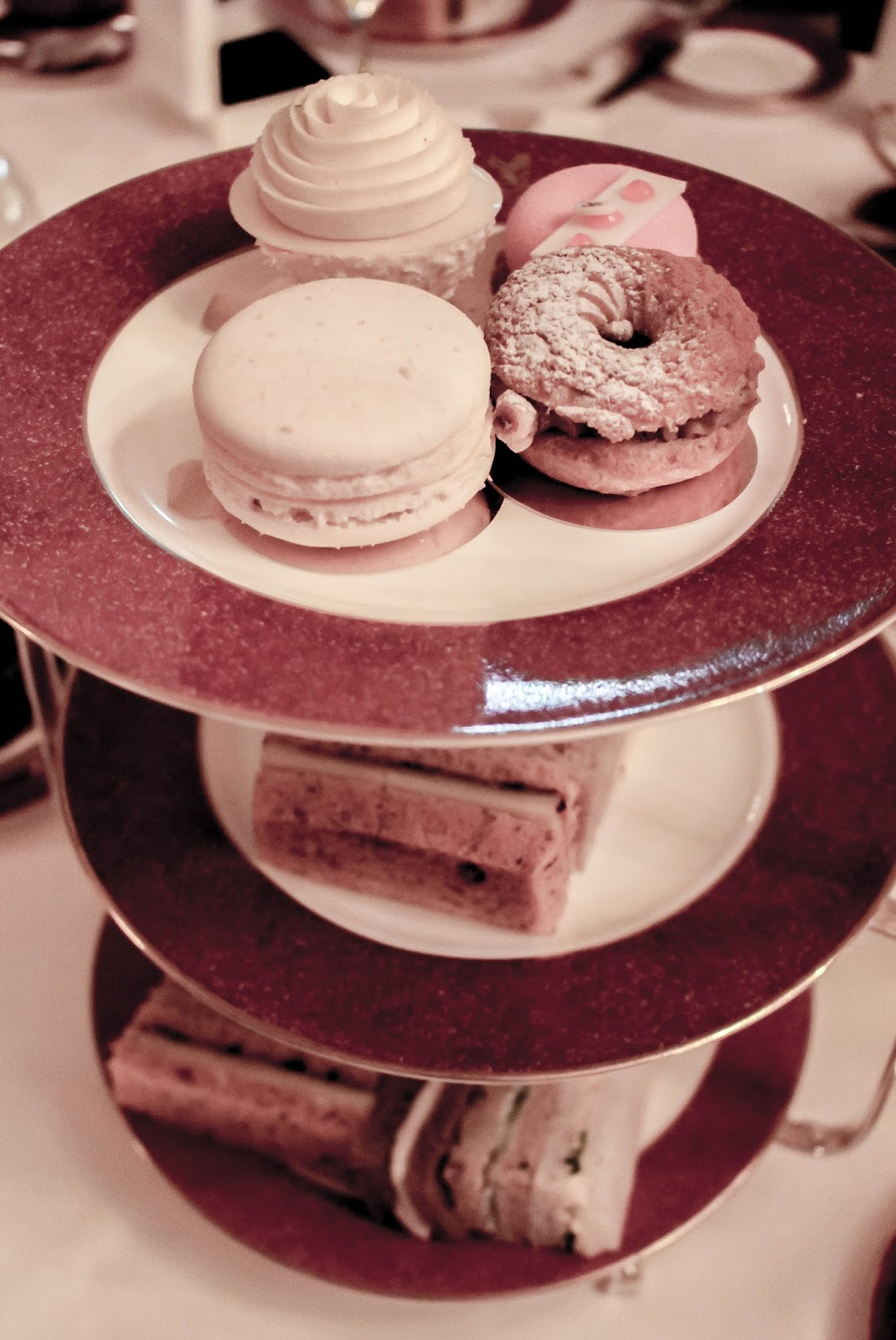 Private Dining Afternoon Tea at The Ritz