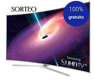SORTEO TV SAMSUNG