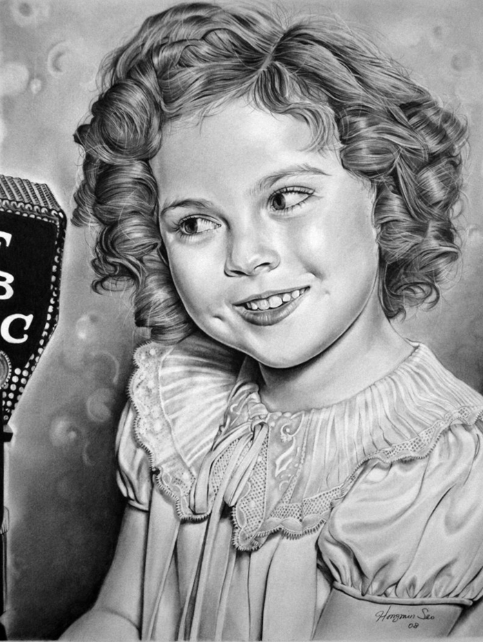 Shirley Temple - Michelle Seo Hongmin