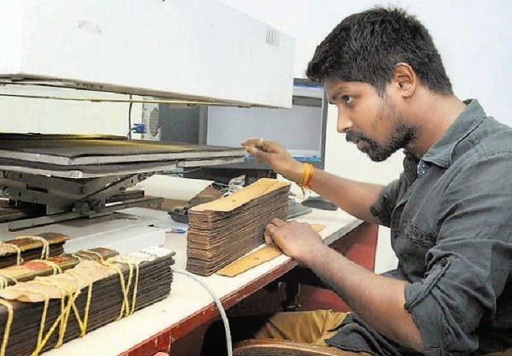 72,300 ancient manuscripts to be digitized in India
