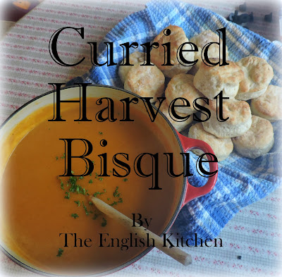 Curried Harvest Bisque
