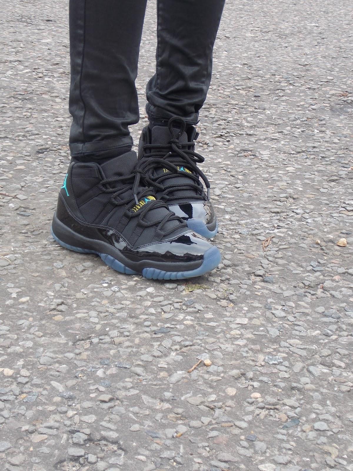 e2499722d37a Shoe Heaven  Jordan 11s Gamma Blue