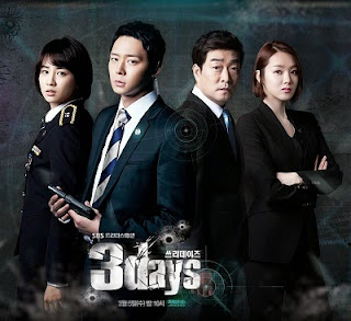 Sinopsis Drama Korea 3 Days Episode 1 – Tamat