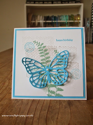 Butterflies Thinlits Dies, Butterfly Basics, Stampin' Up!