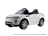 Mobil Mainan Aki Junior 81400 Range Rover Evoque Triple XL