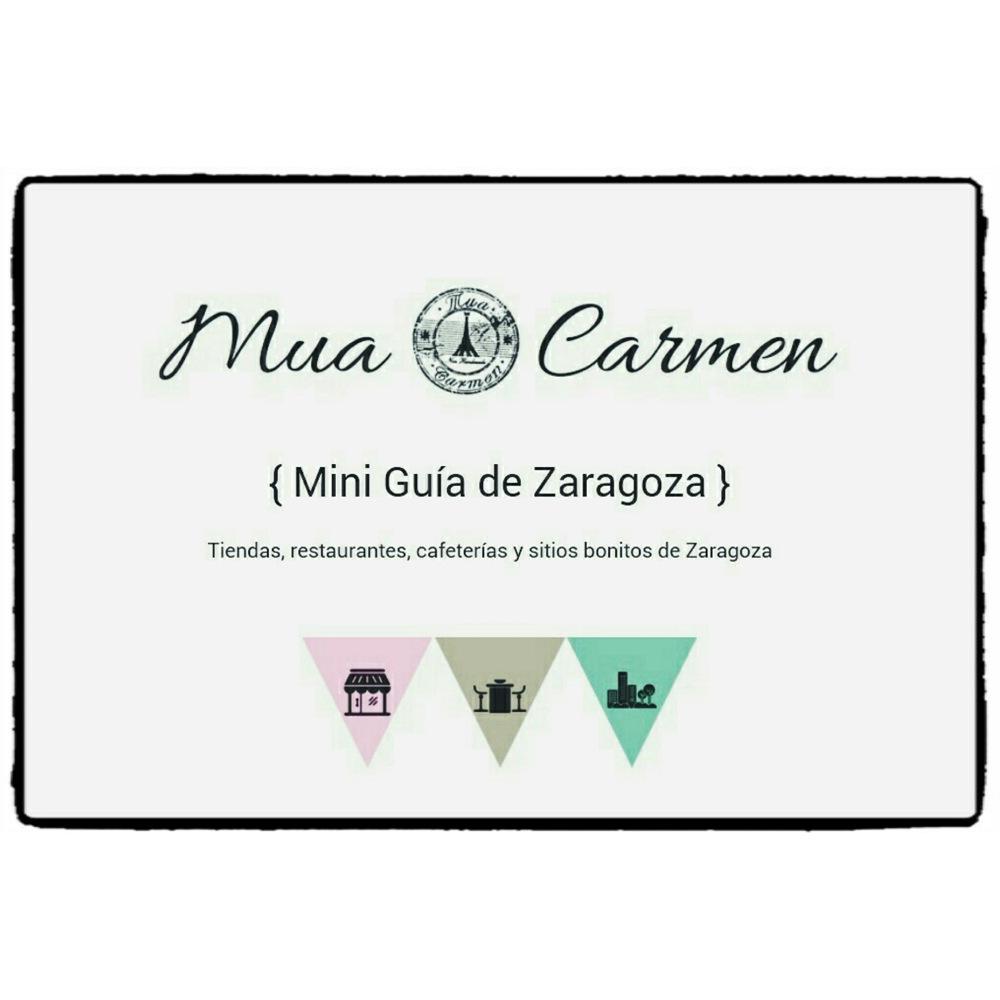 Guía de Zaragoza Mua Carmen