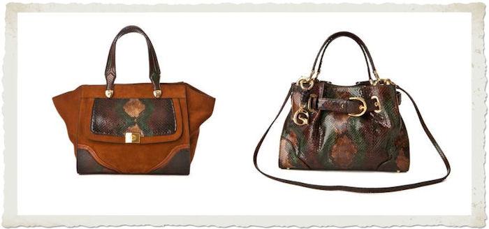 borse artigianali in pelle del brand ToBeG Firenze