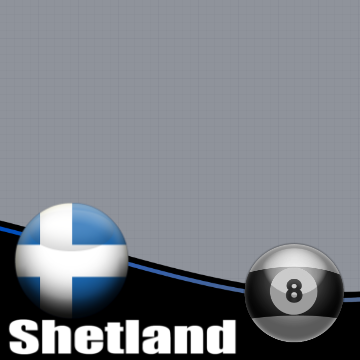 blackball facebook frame shetland