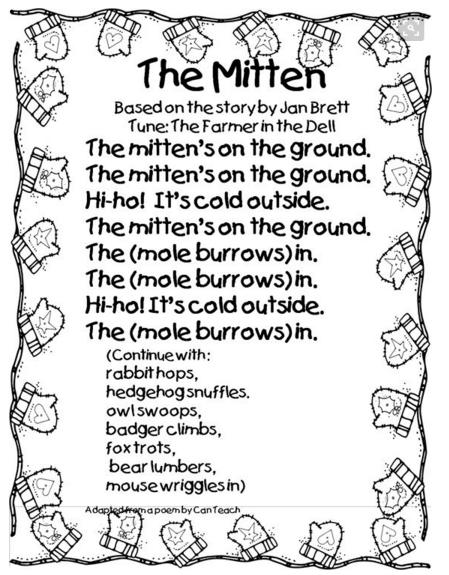 """Kindergarten Rocks!: The Best Retelling of """"The Mitten"""" Ever!"""