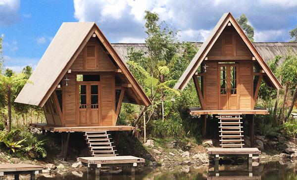 Rumah kayu minimalis namun sangat klasik hanya memiliki satu ruangan & Rumah kayu minimalis namun sangat klasik hanya memiliki satu ruangan ...