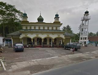 masjid agung sukaraja sukapura tasikmalaya