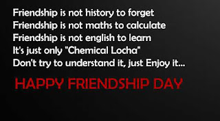 Happy Friendship Day Status SMS