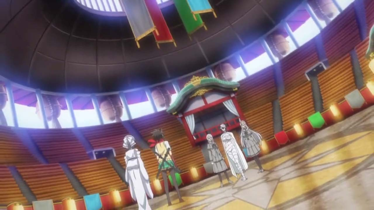 Senran Kagura Season 2 Episode 6 Subtitle Indonesia