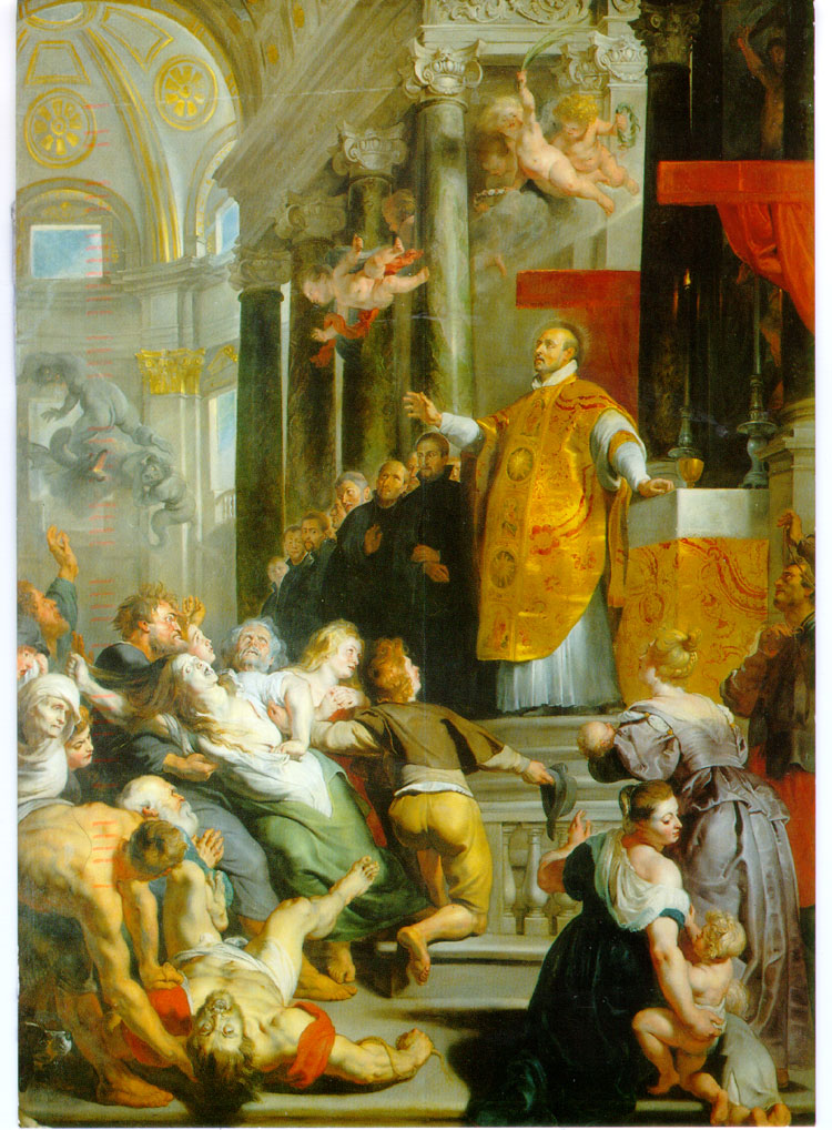 Who Was St Ignatius Loyola
