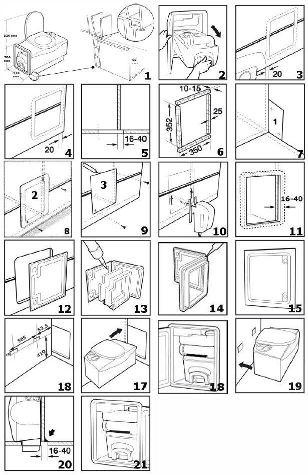 eat, drink, men, women 飲食男女: brunnhilde's cassette toilet