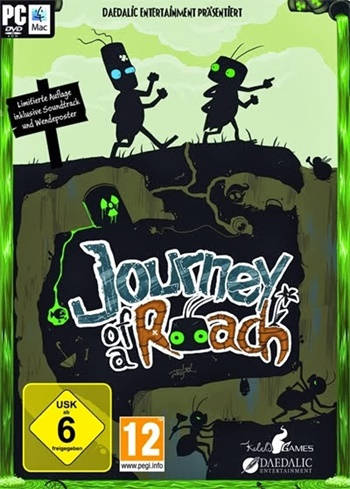 Journey of a Roach PC Full Español