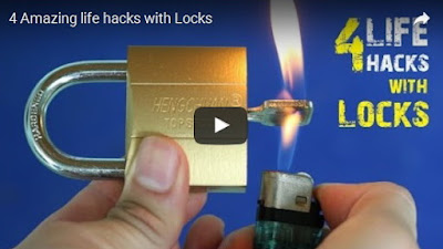 http://funchoice.org/video-collection/amazing-life-hacks-with-locks