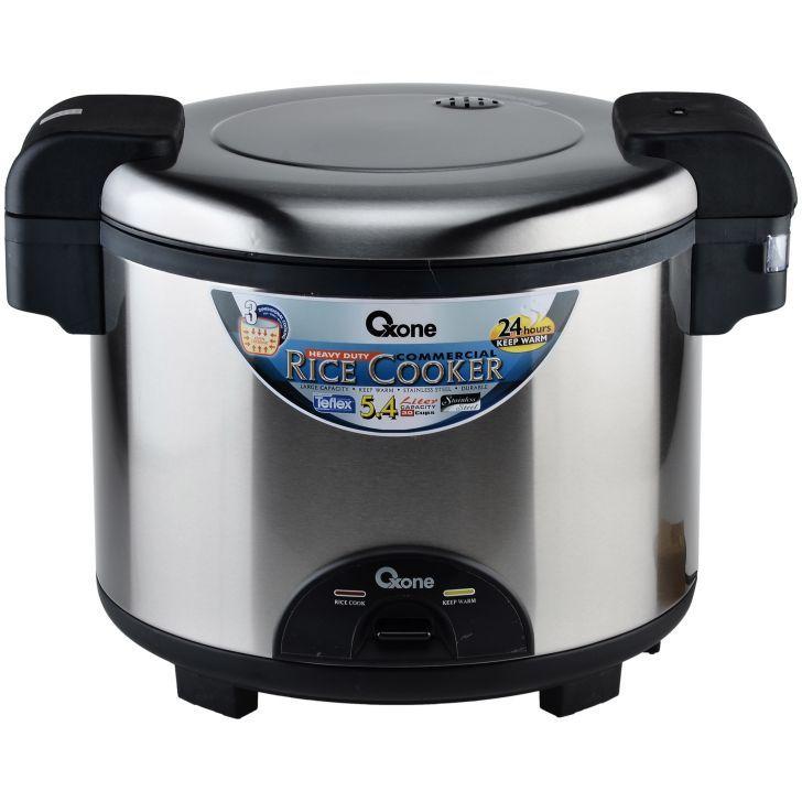 OX 189 Oxone Rice Cooker Jumbo 54 Liter
