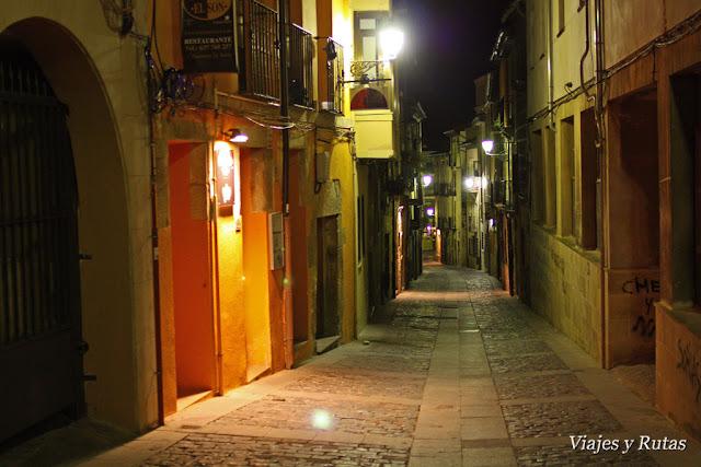 Calle zapatería, Soria