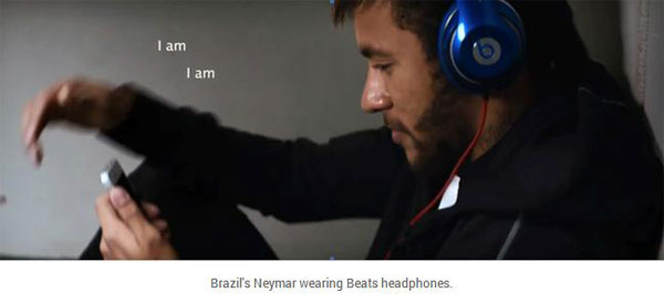 Headphone Beats Dilarang di World Cup 2014?