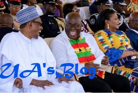 We Will Help Ghana Fight Corruption – Buhari