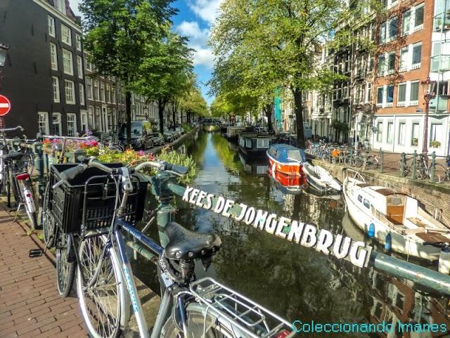 Un día en Amsterdam