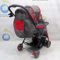 pliko raider baby stroller